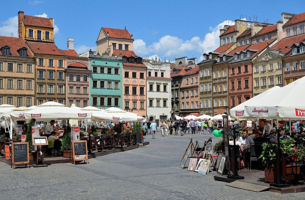 Old Town Warschau