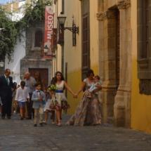 Trouwerij in Las Palmas