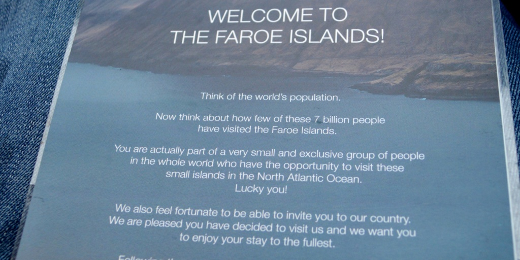 Welcome to Faroe Islands