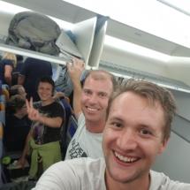 Lufthansa vlucht